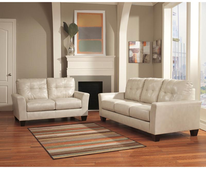 Flash Furniture FBC-3999SET-TPE-GG Benchcraft Paulie Living Room Set in Taupe DuraBlend from Flash Furniture
