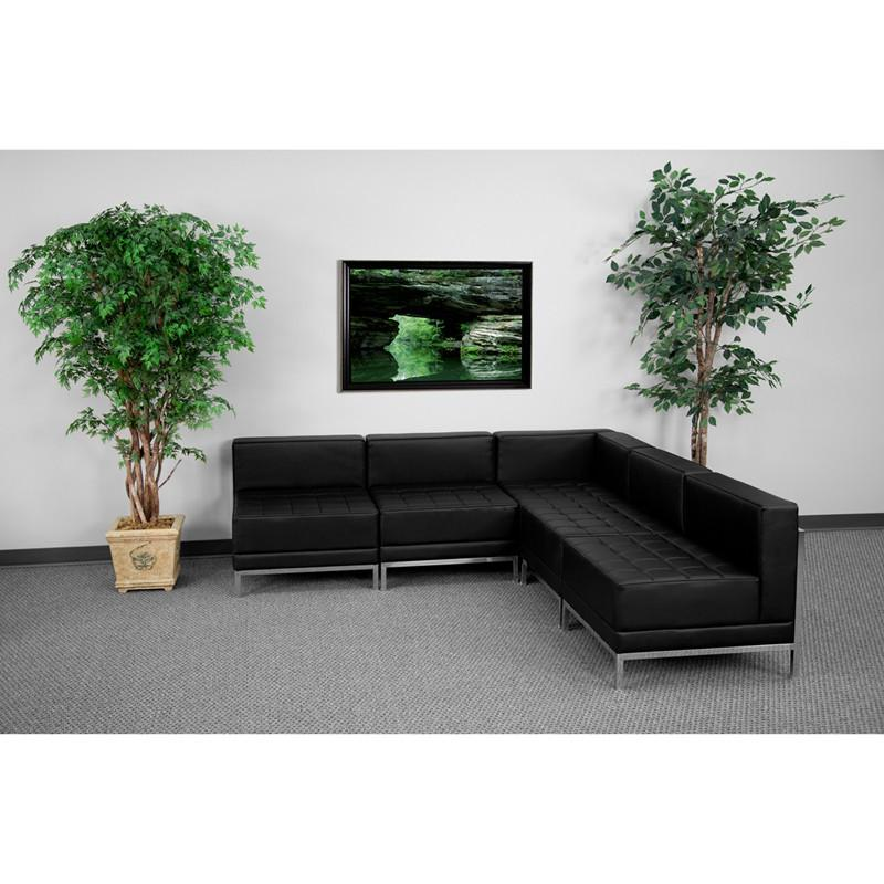 Flash Furniture ZB-IMAG-SECT-SET5-GG HERCULES Imagination Series Sectional Configuration from Flash Furniture