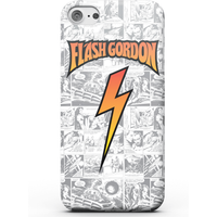 Flash Gordon Comic Strip Phone Case for iPhone and Android - Samsung S6 Edge - Snap Case - Gloss from Flash Gordon