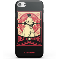 Flash Gordon Death To Ming Phone Case for iPhone and Android - iPhone X - Tough Case - Gloss from Flash Gordon