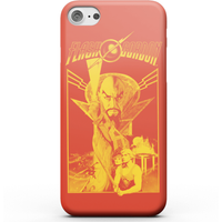 Flash Gordon Retro Movie Phone Case for iPhone and Android - Samsung S6 - Snap Case - Matte from Flash Gordon