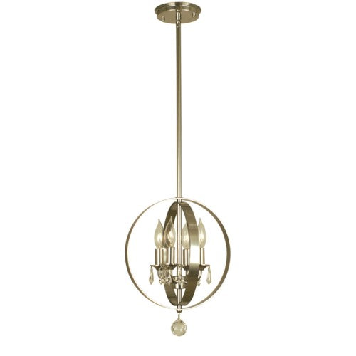 Framburg 1050-SBR 4-Light Siena Bronze Constellation Pendant from Framburg