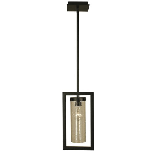 Framburg 1156-BN 1-Light Brushed Nickel Theorem Pendant from Framburg