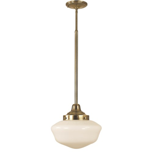 Framburg 2556-MB 1-Light Mahogany Bronze Taylor Pendant from Framburg