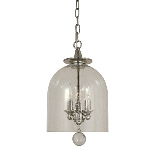 Framburg 4353-BN 3-Light Brushed Nickel Hannover Pendant from Framburg