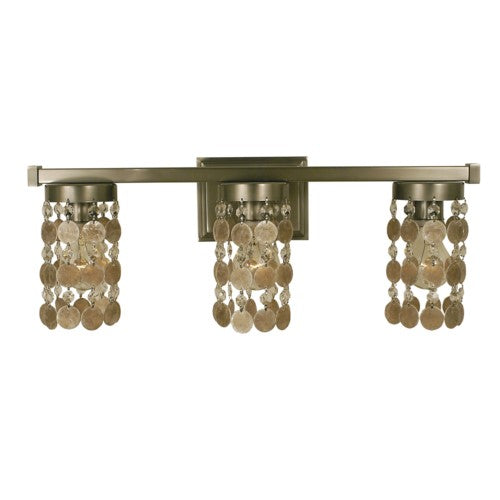 Framburg 4363-FB 3-Light French Brass Naomi Sconce from Framburg