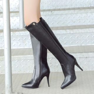 High-Heel Tall Boots from Freesia