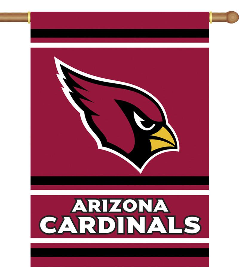 Arizona Cardinals 2-Sided 28 X 40 House Banner from Fremont Die, Inc.
