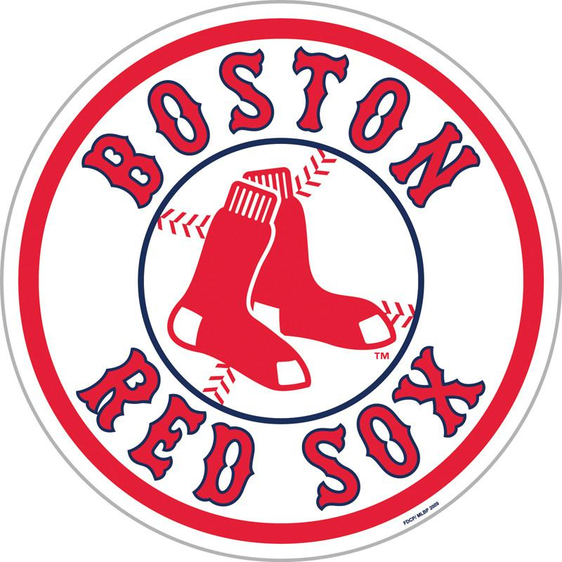 "Boston Red Sox 12"" Vinyl Magnet from Fremont Die, Inc."