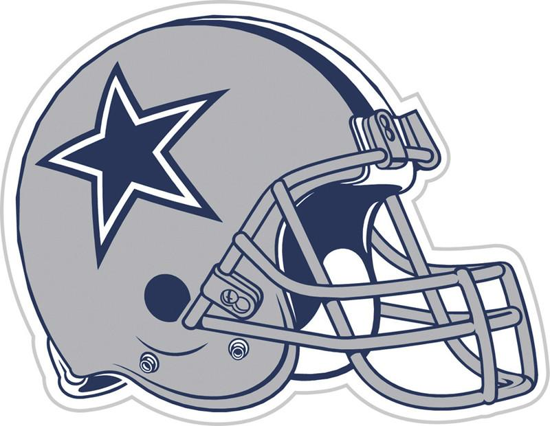 "Dallas Cowboys 12"" Vinyl Magnet from Fremont Die, Inc."
