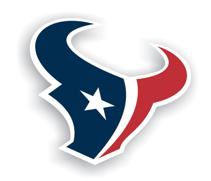 "Houston Texans 12"" Vinyl Magnet from Fremont Die, Inc."
