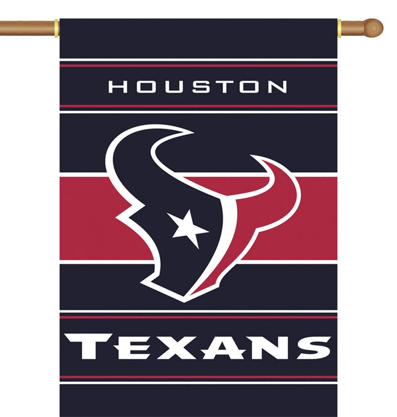 Houston Texans 2-Sided 28 X 40 House Banner from Fremont Die, Inc.