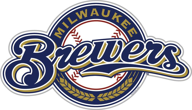 "Milwaukee Brewers 12"" Vinyl Magnet from Fremont Die, Inc."