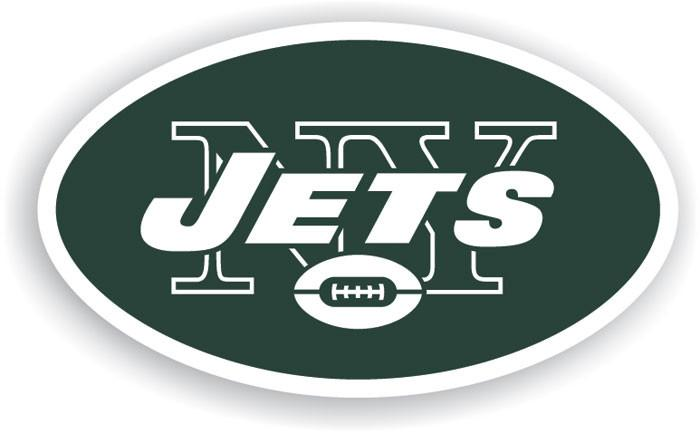 "New York Jets 12"" Vinyl Magnet from Fremont Die, Inc."