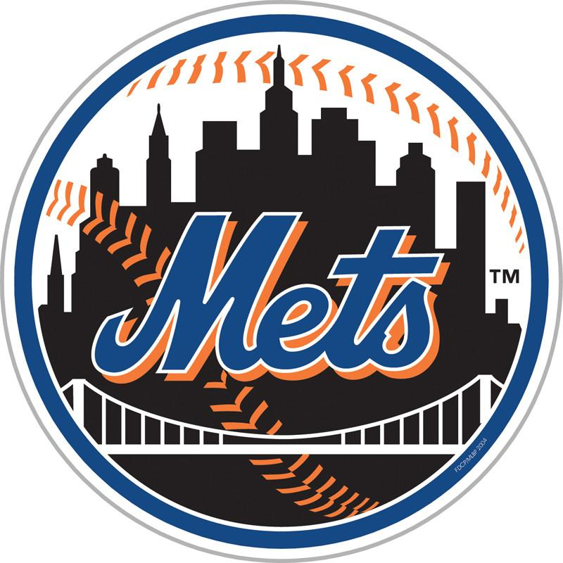 "New York Mets 12"" Vinyl Magnet from Fremont Die, Inc."