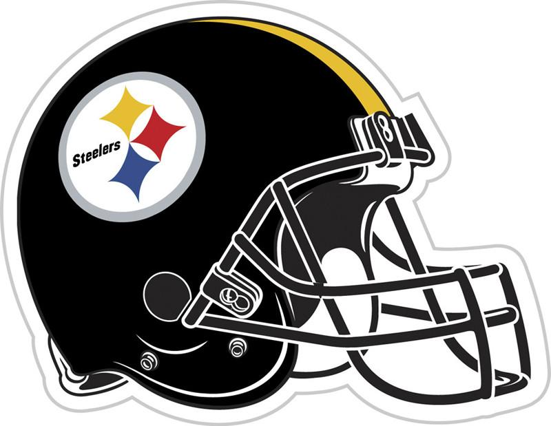 "Pittsburgh Steelers 12"" Vinyl Magnet from Fremont Die, Inc."
