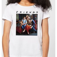 Friends Classic Character Women's T-Shirt - White - L - White from Friends