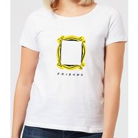Friends Frame Women's T-Shirt - White - XL - White from Friends