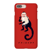 Friends Marcel The Monkey Phone Case for iPhone and Android - iPhone 8 - Snap Case - Gloss from Friends