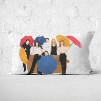 Friends The Gang Rectangular Cushion - 30x50cm - Soft Touch from Friends