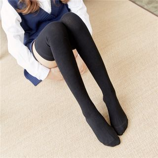 Over-The-Knee Socks from Gentiana