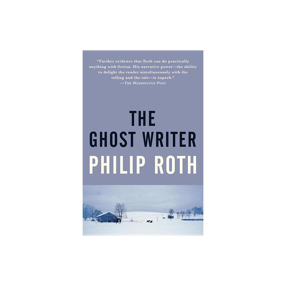 The Ghost Writer - (Vintage International) by Philip Roth (Paperback) from Gold Medal