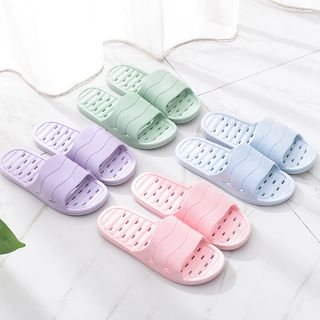 Bathroom Slippers from Good Living