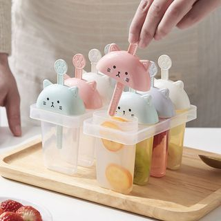Kids Animal Popsicle Mold from Good Living