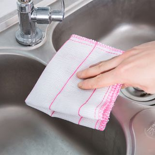 Set of 10: Dish Cleaning Cloth from Good Living