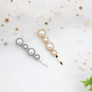 Faux Pearl Hair Pin from Green Isle