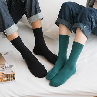 Plain Socks from Guliga