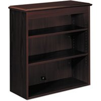 94000 Series Bookcase Hutch, 35-3/4w x 14-5/16d x 37h, Mahogany from HON