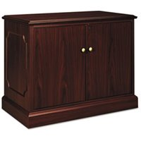 94000 Series Storage Cabinet, 37-1/2w x 20-1/2d x 29-1/2h, Mahogany from HON