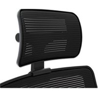 Adjustable Headrest for Endorse Series Mesh Mid-Back Work Chairs, Black from HON