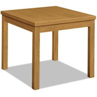 Laminate Occasional Table, Rectangular, 24w x 20d x 20h, Harvest from HON
