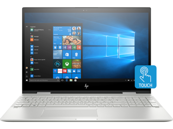 "HP ENVY x360 - 15t Touch Laptop|1.6 GHz Intel Quad Core CPU|1 TB SSD|16 GB DDR4|15.6"" 4K IPS Display