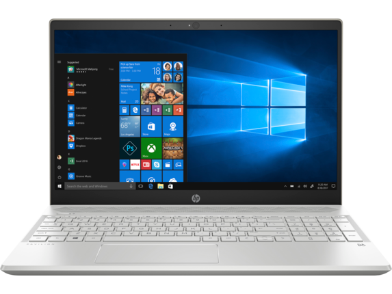 "HP Pavilion Laptop - 15t|Tranquil Pink|1.8 GHz Intel Quad Core CPU|2 TB SSHD|16 GB DDR4|15.6"" FHD IPS Display