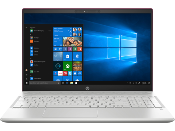 "HP Pavilion Laptop - 15z touch|Pale Gold|2.5 GHz AMD CPU|1 TB SATA|16 GB DDR4|15.6"" HD Display