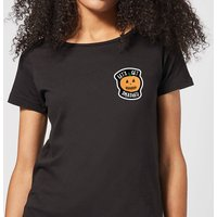 Halloween Let's Get Smashed Women's T-Shirt - Black - XXL - Black from Halloween