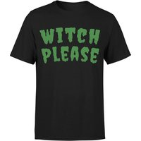 Witch Please T-Shirt - Black - L - Black from Halloween