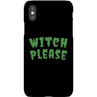 Witch Please Phone Case for iPhone and Android - iPhone 8 - Tough Case - Gloss from By IWOOT