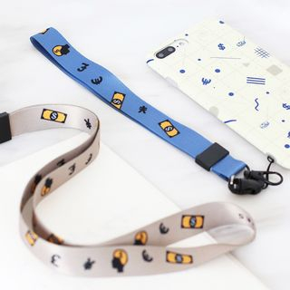 Dollar Note Print Mobile Neck Strap from Handy Pie