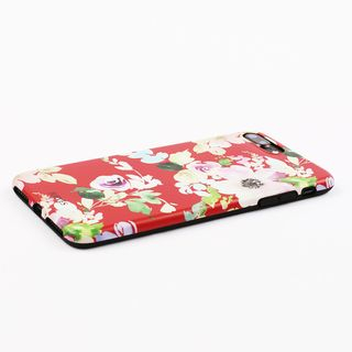 Floral Print Mobile Case - iPhone XS Max / XS / XR / X / 8 / 8 Plus / 7 / 7 Plus / 6S / 6S Plus from Handy Pie