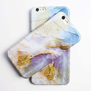 Marble Print Mobile Case - iPhone X / 8 / 8 Plus / 7 / 7 Plus / 6S / 6S Plus from Handy Pie