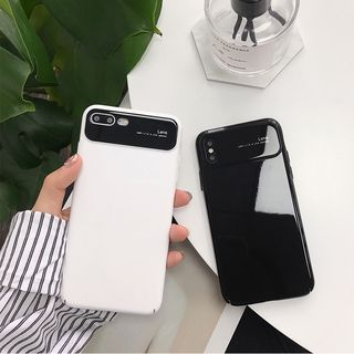 Plain Mobile Case - iPhone X / 8 / 8 Plus / 7 / 7 Plus / 6s / 6s Plus from Handy Pie