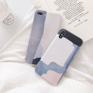 Printed Mobile Case - iPhone XS Max / XS / XR / X / 8 / 8 Plus / 7 / 7 Plus / 6s / 6s Plus from Handy Pie