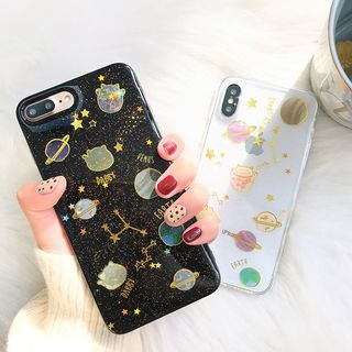 Universe Phone Case For iPhone 6 / 6 Plus / 6S / 6S Plus / 7 / 7 Plus / 8 / 8 Plus / X from Handy Pie