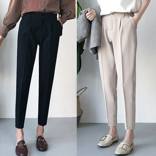 Crop Dress Pants from Happo
