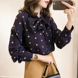 Dotted Blouse from Happo