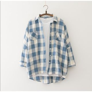 Plaid Shirt from Happo